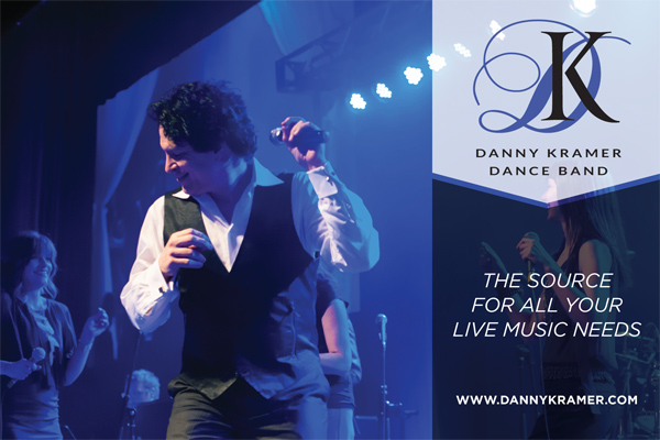 Music That Makes You Move - The Danny Kramer Dance Band.