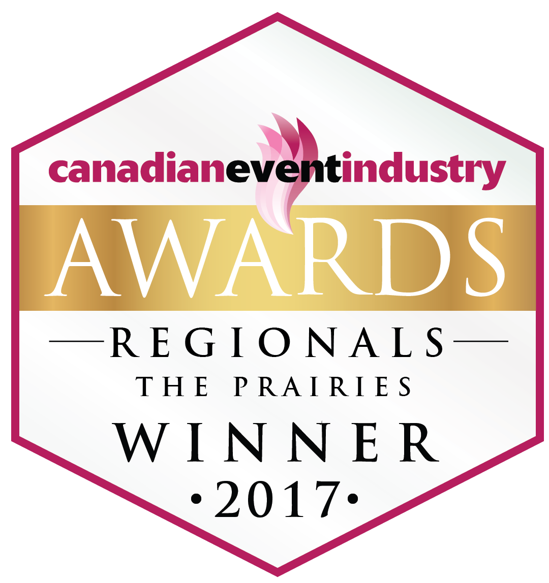 Canadian Event Industry Awards Regionals The Prairie Winner 2017
