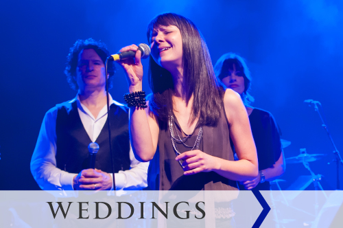 Wedding music by Danny Kramer Dance Band